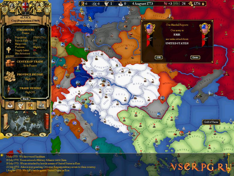 Europa Universalis screen 2