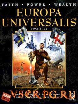 Постер игры Europa Universalis