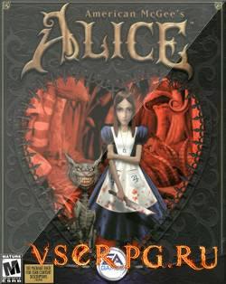 Постер игры American McGee's Alice