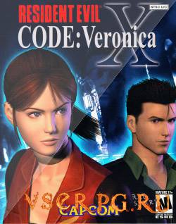 Постер игры Resident Evil Code Veronica