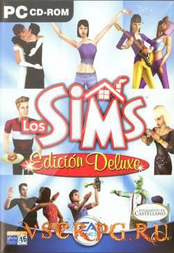Постер игры The Sims 1