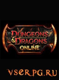 Постер игры Dungeons & Dragons Online