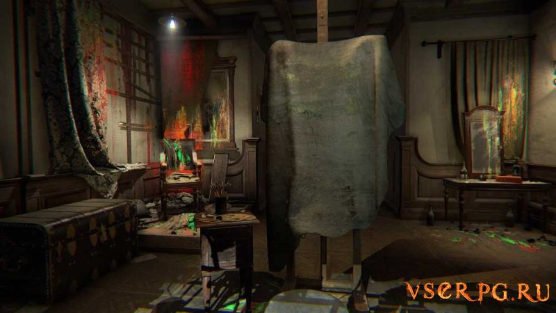 Layers of Fear screen 2