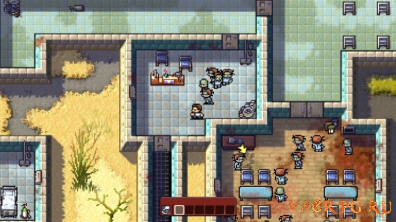 The Escapists: The Walking Dead screen 2