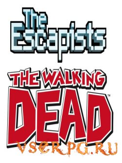 Постер игры The Escapists: The Walking Dead