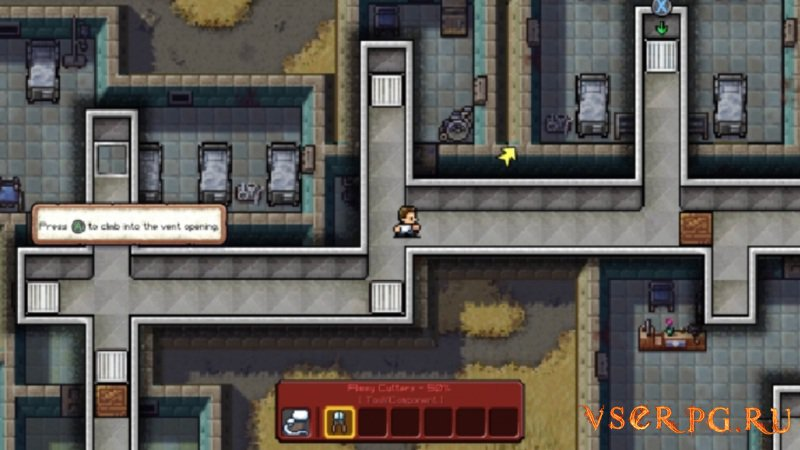 The Escapists: The Walking Dead screen 3