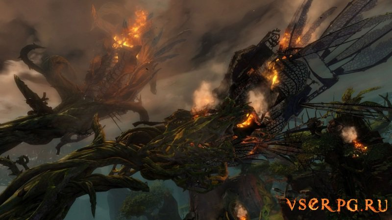 Guild Wars 2: Heart of Thorns screen 1