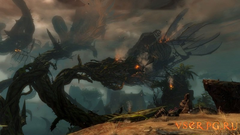 Guild Wars 2: Heart of Thorns screen 2