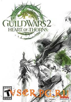 Постер игры Guild Wars 2: Heart of Thorns