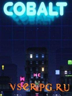 Постер игры Cobalt