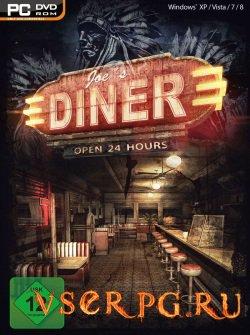 Постер игры Joe's Diner