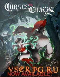 Постер игры Curses N Chaos