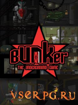Постер игры Bunker The Underground Game