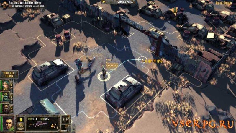 Fallen A2P Protocol screen 1