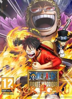 Постер игры One Piece: Pirate Warriors 3