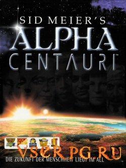 Постер игры Alpha Centauri