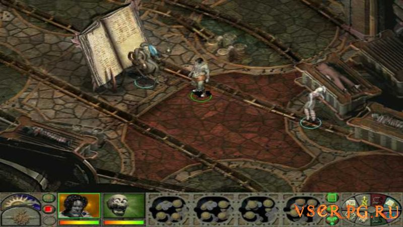 Planescape Torment screen 2