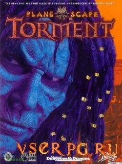 Постер игры Planescape Torment