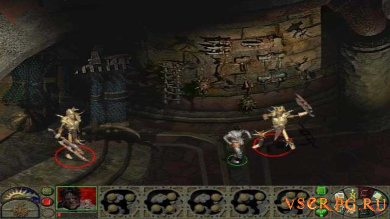 Planescape Torment screen 3