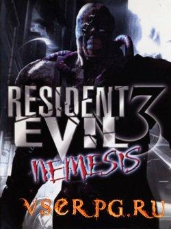 Постер игры Resident Evil 3 Nemesis