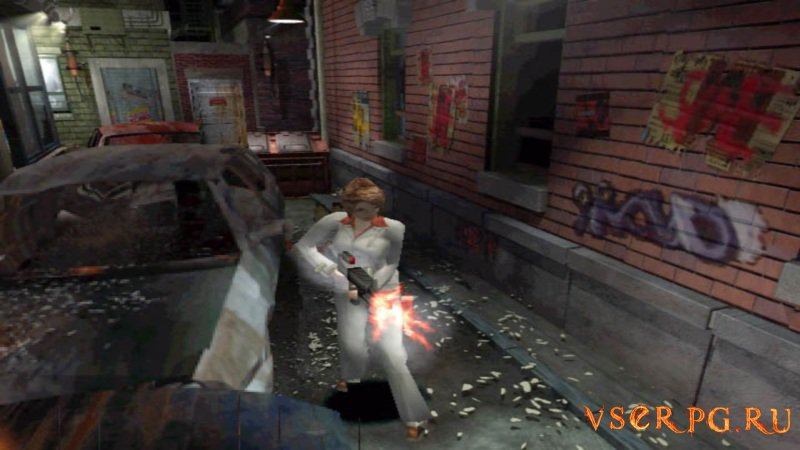Resident Evil 3 Nemesis screen 2