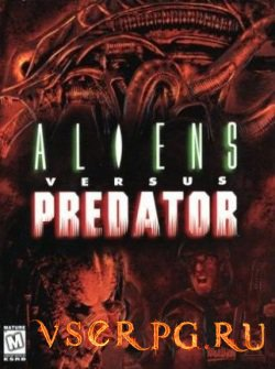 Постер игры Aliens vs Predator