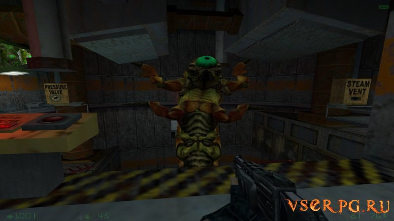 Half-Life Opposing Force screen 1