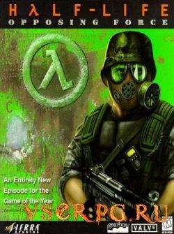 Постер игры Half-Life Opposing Force