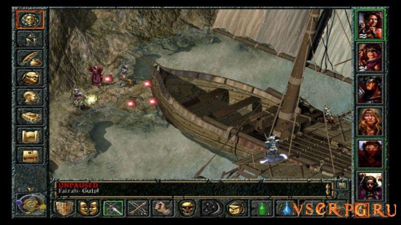 Baldur's Gate Tales of the Sword Coast screen 2