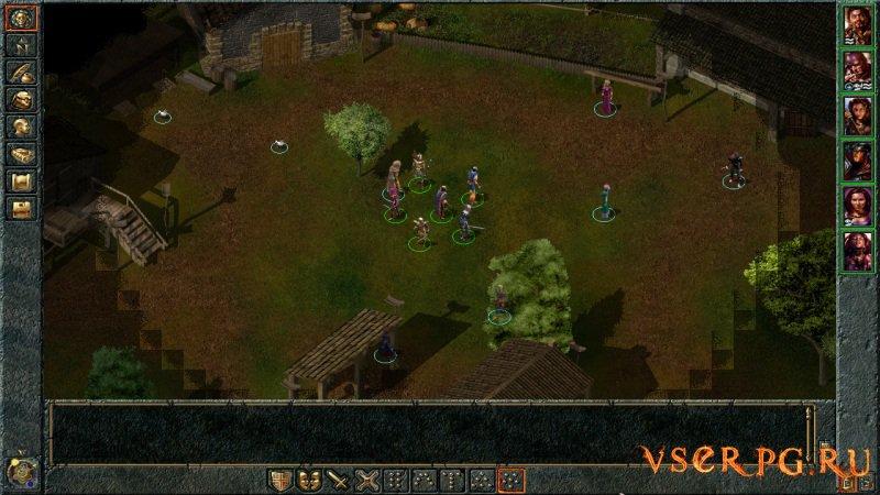 Baldur's Gate Tales of the Sword Coast screen 1