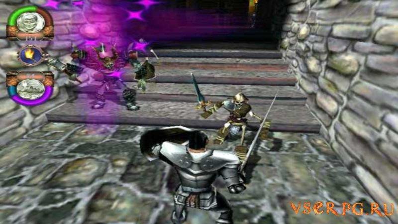 Крестоносцы меча и магии screen 1