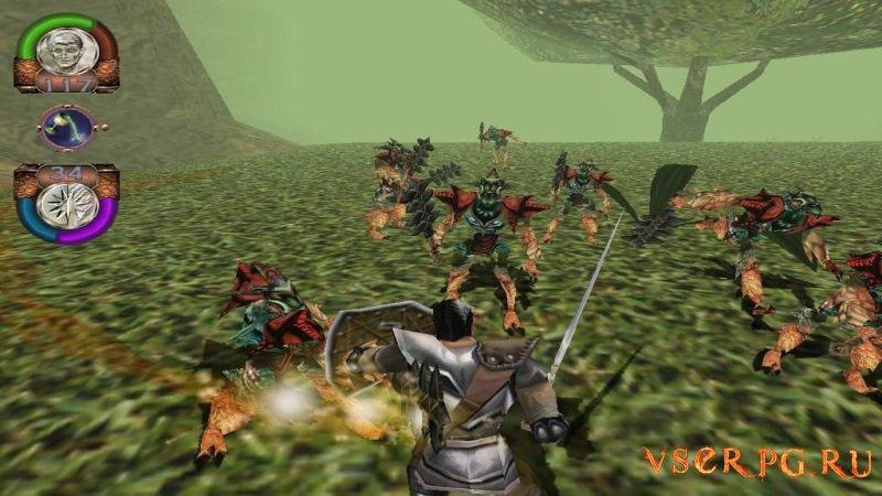Крестоносцы меча и магии screen 2