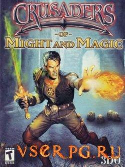 Постер игры Крестоносцы меча и магии