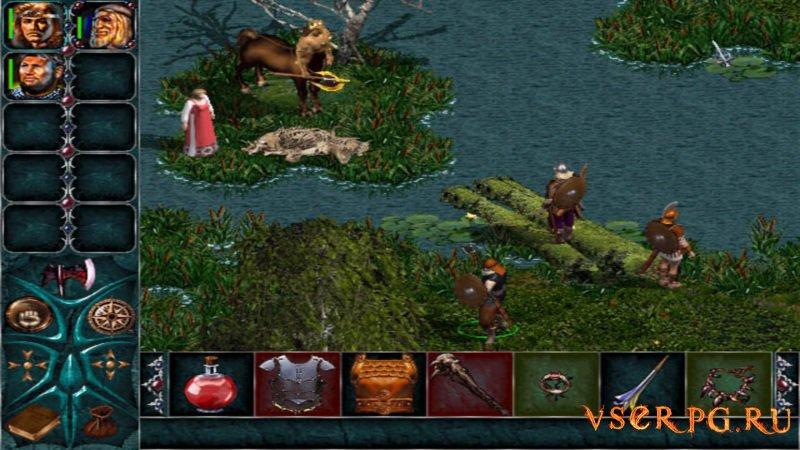 Князь: Легенды лесной страны screen 2