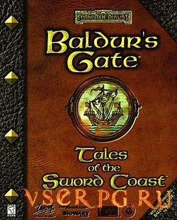 Постер игры Baldur's Gate Tales of the Sword Coast