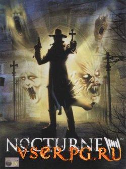 Постер игры Nocturne