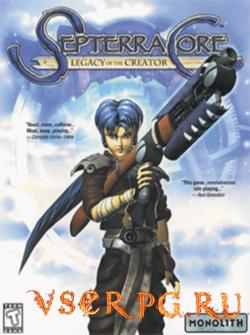 Постер игры Septerra Core