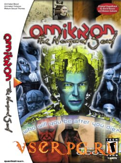 Постер игры Omikron The Nomad Soul