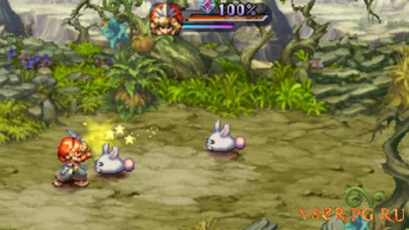 Legend of Mana screen 1