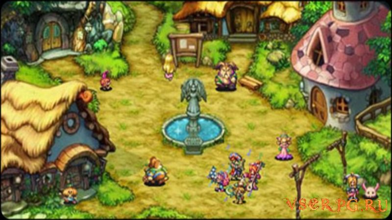 Legend of Mana screen 2