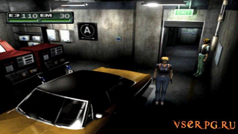 Parasite Eve 2 screen 2
