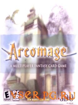Постер игры Arcomage / Аркомаг
