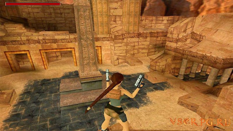 Tomb Raider 4: The Last Revelation screen 1