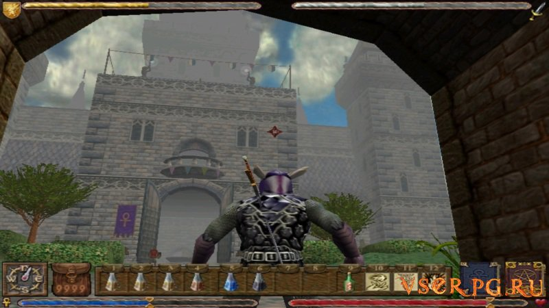 Ultima 9 screen 3