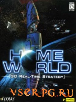 Постер игры Homeworld