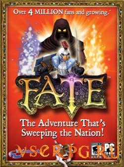 Постер игры Fate