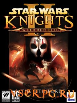 Постер Star Wars Knights of the Old Republic 2: The Sith Lords