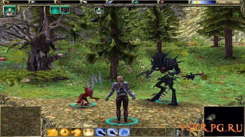 SpellForce: The Breath of Winter screen 2