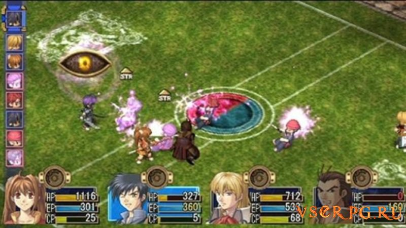 The Legend of Heroes: Trails in the Sky screen 1