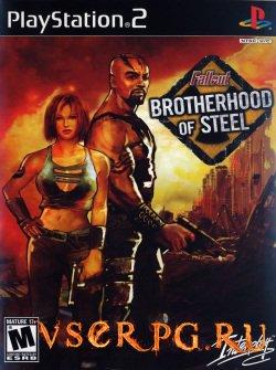 Постер игры Fallout Brotherhood of Steel